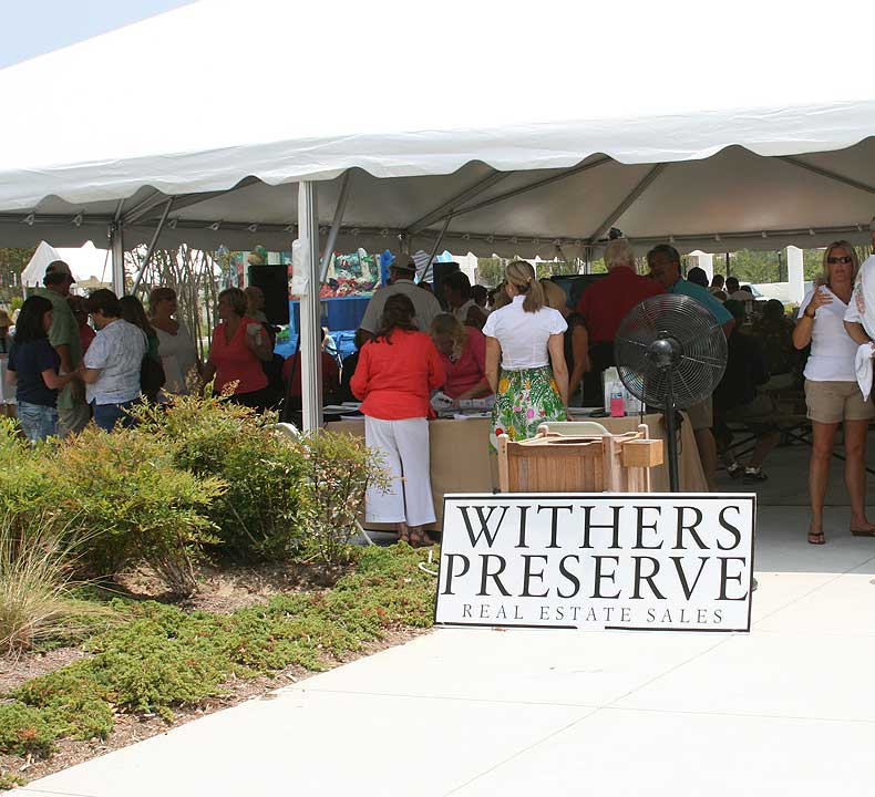 Withers Preserve Kabob Cook Off