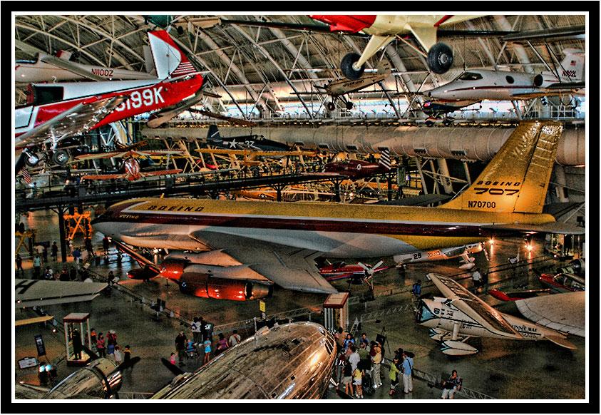 boeing flight museum space shuttle - photo #20