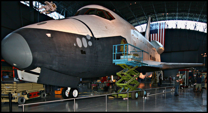 boeing flight museum space shuttle - photo #3