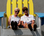 Big Chair Marie and Patrish
