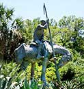 Don Quixote by Anna Hyatt Huntington