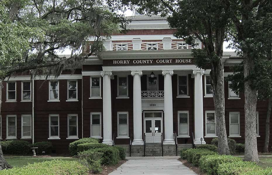Horry County Courthouse, Conway, SC