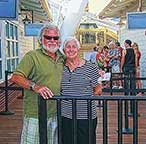 Gail and Gary - SkyWheel