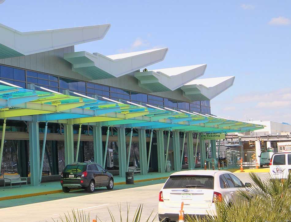 Myrtle Beach International Airports Car Rentals