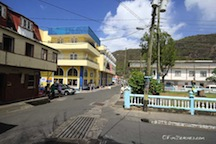 shopping in Soufriere