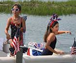 Boat Parade Murrrells Inlet July 1