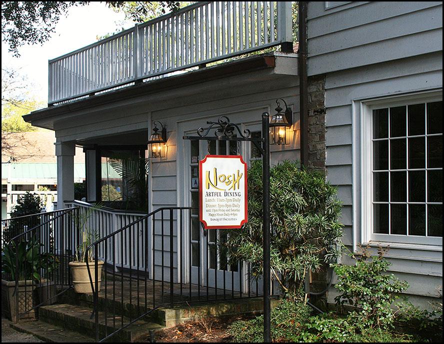 Nosh Restaurant Pawleys Island Sc