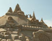 World's Largest Sand castle