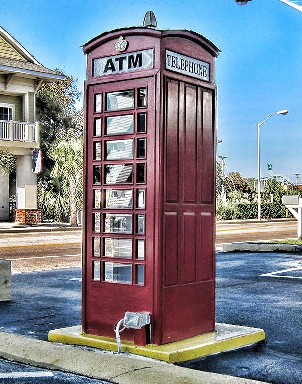 77ad393e0f3 Telephones and telephone booths. Remember them