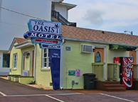 The Oasis Motel 2, 700 York St.