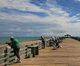 Myrtle Beach State Park Pier Fishing
